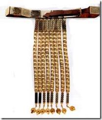 Roman soldiers belt - cingulum